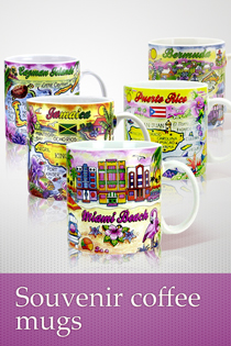 Souvenir Coffee Mugs