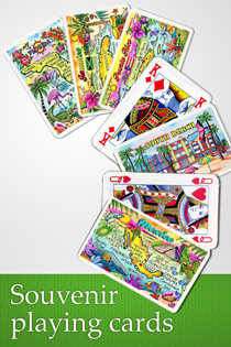 Souvenir Playing Cards